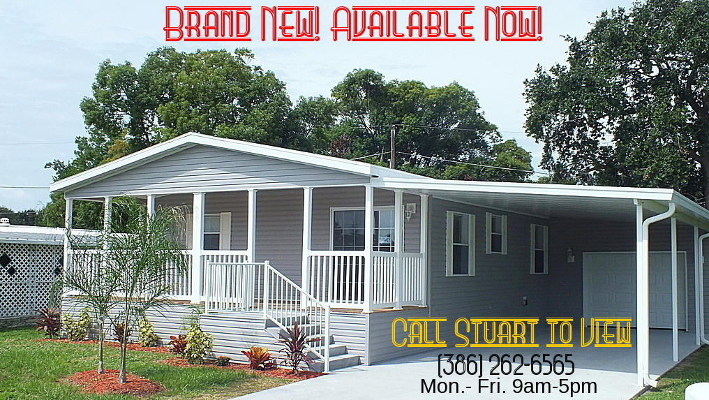 Buy manufactured homes port orange floridago all aboard for Maplewood custom homes